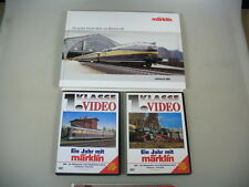 O687-3# Märklin Jahrbuch 2005 + 2 DVD´s ein Jahr mit Märklin 2003+2004