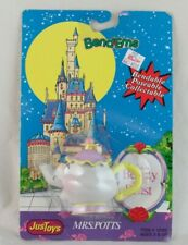 Beauty and the Beast Mrs. Potts Bend-ems Justoys, Disney Sealed on Card