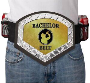 The Bachelor Belt - Bachelor Party Gift, Groom Gift, Bachelor Party Shirts