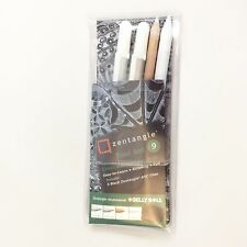 Sakura Zentangle Tool Set - Gellly Roll Set - 9 Pieces