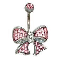 Floral Piercing-Schmuck für den Bauchnabel