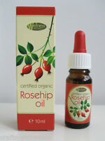 Wild Rose Rosehip Oil Cold pressed & pure, 100% natural anti age 10ml