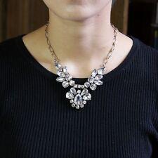 Collier Femme Pendant Cristal Mignon Brillant Original Mariage Cadeau JCR 3