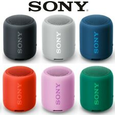 """WATER-RESISTANT SONY SRS-XB12 EXTRA-BASS PORTABLE WIRELESS """"BLUETOOTH"""" SPEAKER"""