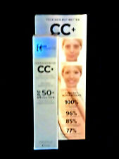 It Cosmetics Cc+ Color Correcting Full Coverage Cream Spf 50 New/Sealed Ful Size