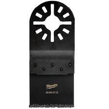 Milwaukee HM Segmento Lama Sega 32 mm Multitool per Carton-gesso und Fugen