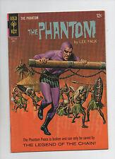 The Phantom #16 - Gold Key - (Grade 8.0) 1966
