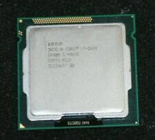 Intel Core i7 2600 Quad-Core  Processor (SR00B, 3.40 Up To 3.80 GHz)