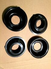 4 x new carburetor diaphragm membrane for MIKUNI BDS34 34MM carbs