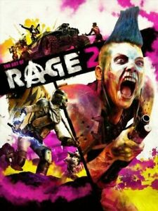 The Art Of Rage 2 by Avalanche Studios #11171