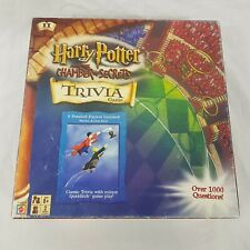 Harry Potter And The Chamber Of Secrets Trivia Board Game Family Fun
