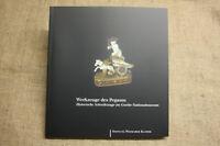 Sammlerbuch Schreibzeug 18. Jahrhundert, Federn, Stifte, Tintenfässer, Siegel