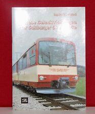 Verlag Slezak-Neue Gelenktriebwagen der Salzburger Stadtwerke
