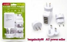 Universal AU Travel Electrical Adaptors