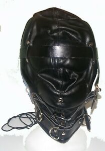 TheSexShopOnline - Black Sensory Deprivation Hood