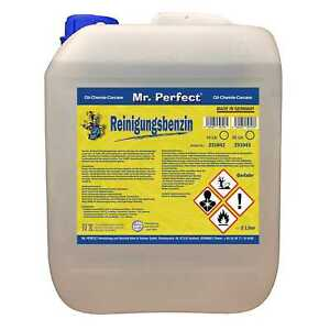 Mr. Perfect® Waschbenzin 10L - Reinigungsbenzin für Textilien & Oberflächen