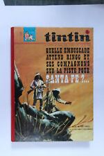 Reliure Recueil Album Tintin Belge n°75 EO 1966 Bon état général! 29/65 au 38/65