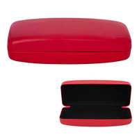 Large Glasses Case, Hard Shell For Over-sized Sunglasses and Eyeglasses, Durable