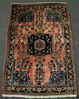 """EXCEPTIONAL 1910-20 """"Mohajeran"""" SAROUK. Great Condition. Just Pro-cleaned. SUPER"""