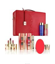 NEW Estee Lauder Blockbuster 2019 Holiday Make Up Gift Set w/Train Case COOL