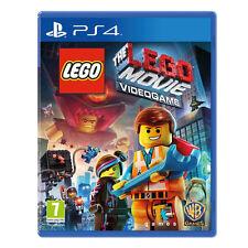 Le film lego jeu vidéo pour Sony PS4 console de jeux nouveau uk sealed