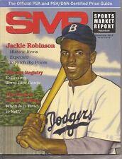 Sports Market Report (SMR) PSA Guide November 2017 Jackie Robinson,Rice - New!