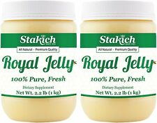 2kg PURE FRESH ROYAL JELLY 100% NATURAL PREMIUM QUALITY HIGHEST POTENCY RAW BEE