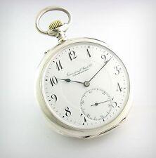 Vintage Watch ...IWC SCHAFFHAUSEN....1913....Cal.53...Silver Case....Porcelain!!