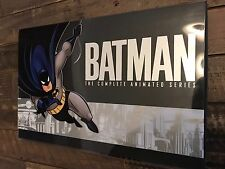 BATMAN THE COMPLETE ANIMATED SERIES DVD SET AUTHENTIC OOP RARE R1 BTAS