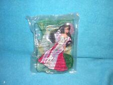 Happy Holidays Barbie, McDonald's, #4,NIB