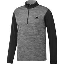 adidas Golf Core 1/4 Zip Top (Black - Medium)
