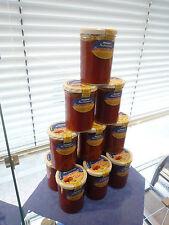 10x Currywurst mit gewürzter Currysoße, im Glas Füllgewicht 370g