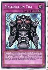 3x Malediction Tiki (Tiki Curse) GLD5-FR053 Yu Gi Oh