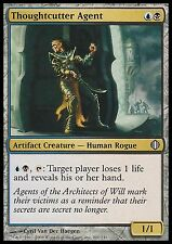 Thoughtcutter Agent X4 EX/NM Shards Of Alara MTG Magic Cards Gold Uncommon
