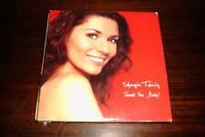 SHANIA TWAIN SPANISH CD SINGLE SPAIN 1 TRACK THANK YOU CARD SLEEVE