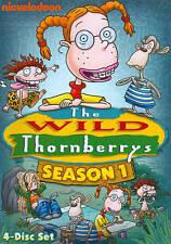 The Wild Thornberrys: Season 1 (DVD, 2011, 4-Disc Set) NICKELODEON   BRAND NEW