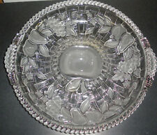 """GORHAM SPRING TRADITIONS COUNTRY TERRACE CHIP & DIP 14"""""""
