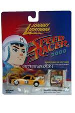 2001 Johnny Lightning SPEED RACER 2000 #9 Racer X Stock Car
