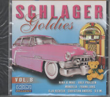 Schlager Goldies Vol. 8 CD
