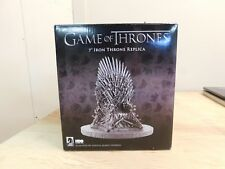 "2013 Game of Thrones 7"" Iron Throne Replica Dark Horse MIB"