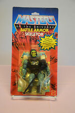 Masters of The Universe Battle Armor Skeletor Vintage He Man MOTU MOC 1983