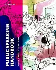 Public Speaking Handbook by Steven A. Beebe and Susan J. Beebe (2015, Paperback)