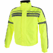 RST PRO SERIES 1825 Waterproof Rain Over Jacket FLO YELLOW