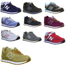 New Balance Ml574 Mens Suede Trainers Size UK 6 - 12