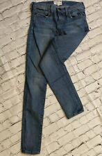 Anthropology Current Elliott Jeans  -Sz 25 Mid Rise, Med Wash
