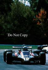 Elio de Angelis Lotus 81 F1 temporada 1980 fotografía 1