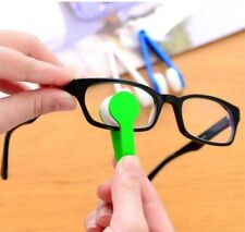 Glasses Lens Spectacles Cleaning Brush Soft Rub Eyewear Mini Cleaner