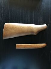 Vintage 410 shotgun stock and fore end - Wood