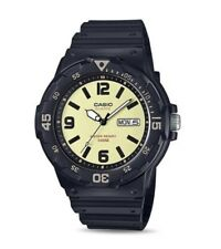 Casio Gents Black Collection 100 Meters MRW-200H-5BVDF Watch.
