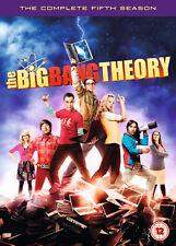 The Big Bang Theory - Season 5 (DVD + UV Copy) [2012] (DVD)